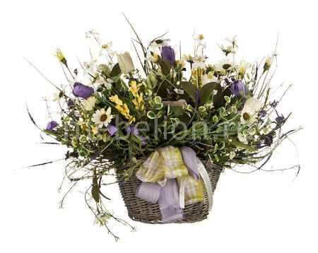 Купить АРТИ-М (40х38 см) С тюльпанами 309-514