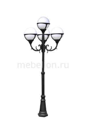 Купить Arte Lamp Monaco A1497PA-4BK