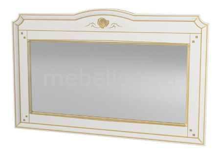 Купить Мебель-Неман Роза МН-306-08П белый с золотой патиной