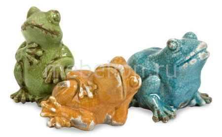 Купить Home-Philosophy Набор из 3 статуэток Bever 25089-3