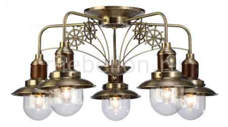 Купить Arte Lamp Sailor A4524PL-5AB