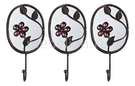 Купить АРТИ-М Набор из 3 крючков декоративных 189-115