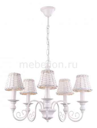 Купить Arte Lamp Villaggio A3400LM-5WH