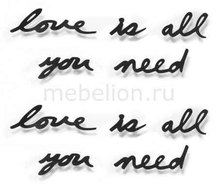 Купить Umbra (33.3х41.3 см) Love is all you need 470580-040