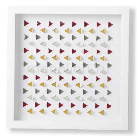 Купить Umbra (30.7х30.7 см) Geometric 470526-660