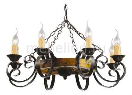 Купить Arte Lamp Taverna A9520LM-8BR