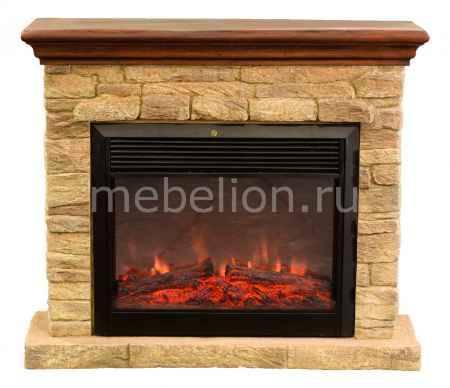 Купить Real Flame (113х34х97 см) Halton Castle 00000003814