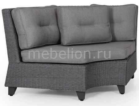 Купить Brafab Секция для дивана Sandra 3709-72-76 серый