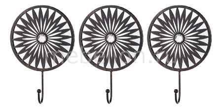 Купить АРТИ-М Набор из 3 крючков декоративных 189-116