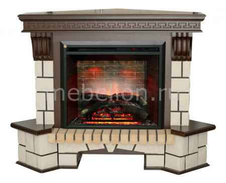 Купить Real Flame (142х99х105.8 см) Stone New Corner 00010010482