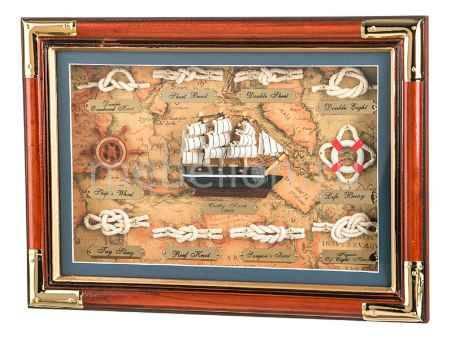 Купить АРТИ-М (36х26 см) Морской узел 271-124