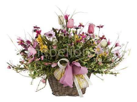 Купить АРТИ-М (50х40 см) С тюльпанами 309-528