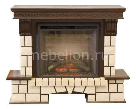 Купить Real Flame (143х43х105.8 см) Stone New 00010010206