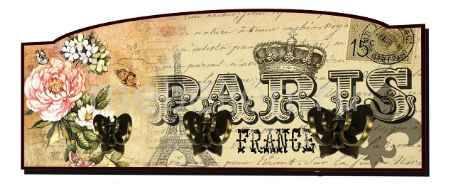 Купить Акита (60х25 см) Париж S20