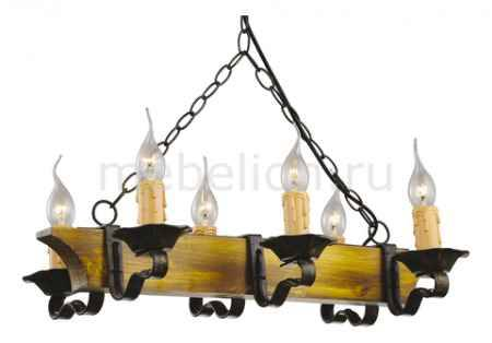 Купить Arte Lamp Taverna A9525LM-6BR