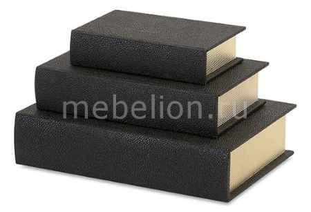 Купить Home-Philosophy Набор шкатулок декоративных Black & Gold 52053-3