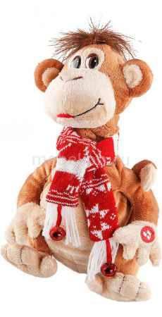 Купить Mister Christmas (30 см) Обезьянка HS-16-3