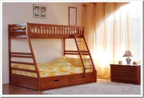 Разборные и неразборные кровати