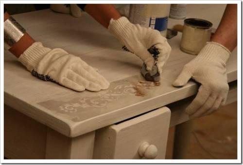 Способы обновления мебели