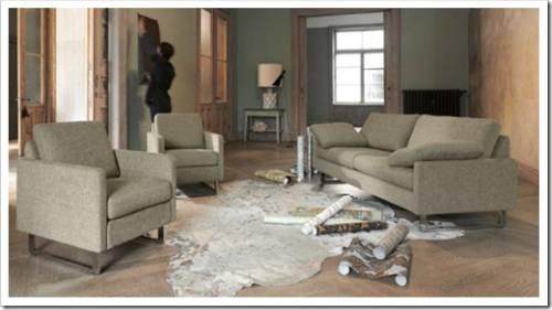 Основные правила выбора мебели под обои