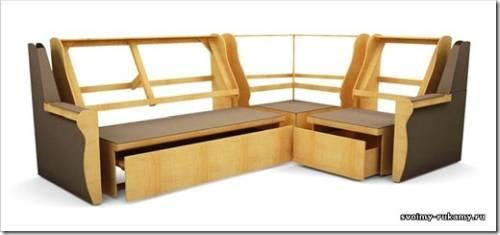 Три этапа создания мягкой мебели