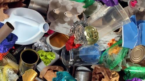 завод по переработке мусора