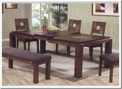 Материалы, применяемые для производства обеденных столов