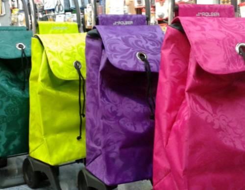 Как выбрать сумку тележку
