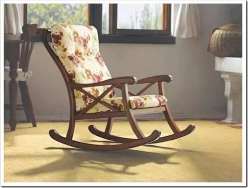 Создание кресла-качалки из фанеры