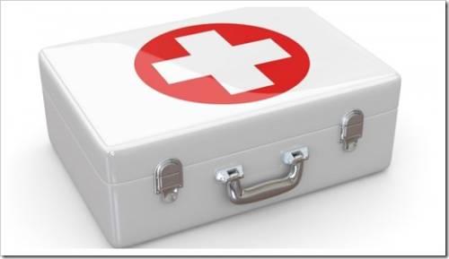 Аптечки: главные особенности
