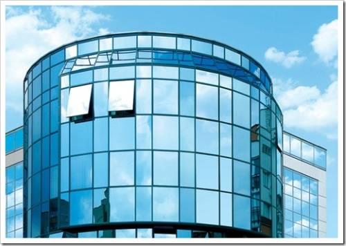 Разновидности и сфера применения фасадного остекления