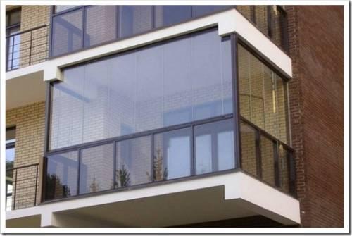 Негативные аспекты французского балкона