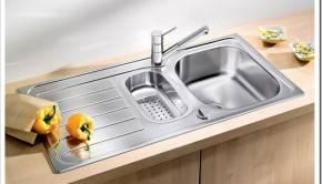 Различные виды кухонных моек