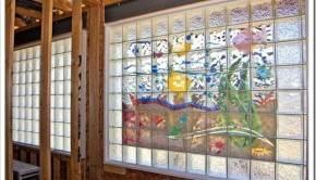 Технические рекомендации по укладке стеклоблоков