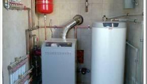 Различия газовых котлов