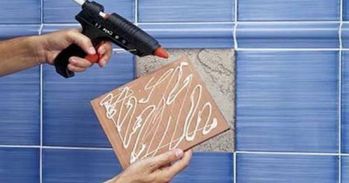 На что клеить керамическую плитку
