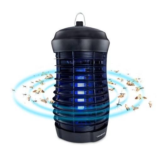 Инсектицидная лампа - что это такое