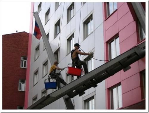 Капитальный ремонт и реставрация фасада