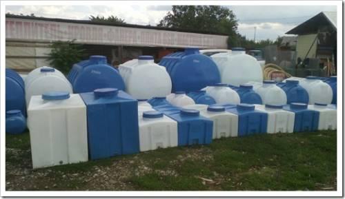 Создание ёмкостей для воды из полипропилена