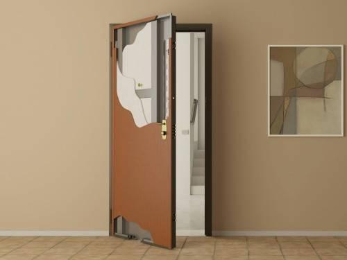 Как выбрать хорошую входную дверь в квартиру