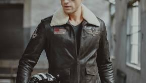 Виды кожаных мужских курток
