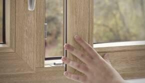 Чем ламинируют окна