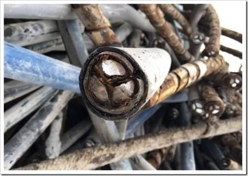 Стоит ли отжигать алюминиевый кабель?