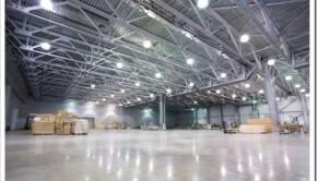 Достоинства светодиодных светильников промышленного назначения