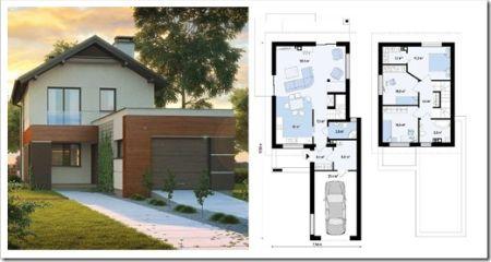 Популярные технологии строительства дачных домов