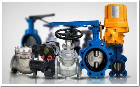 Автоматизация трубопроводной арматуры