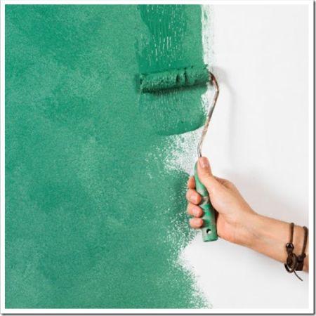 Классификация интерьерных красок