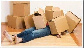 Подготовка к переезду