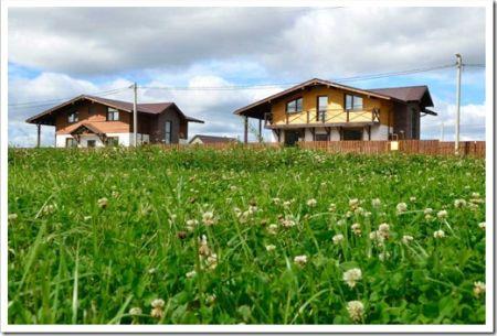 Коттеджный посёлок «Альпийская долина»