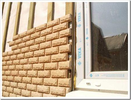 Классификация фасадной отделки